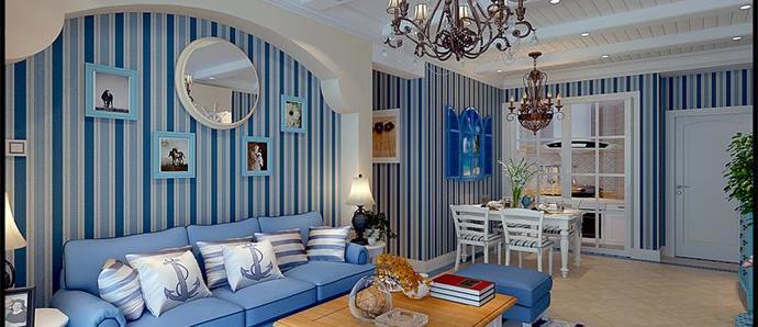 极具亲和力的特点及柔和色调的组合搭配,给你不一样地中海风情!