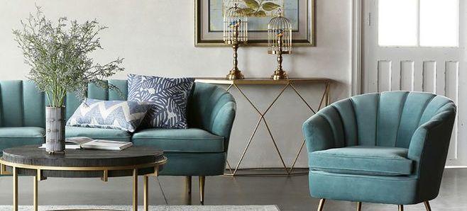 客厅沙发怎么选?布艺、皮质、丝绒你Pick哪种 ?