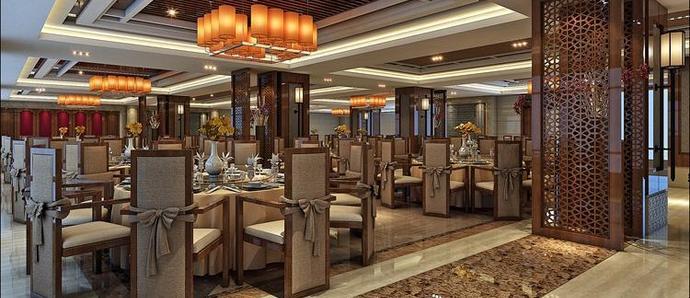 【惠子说装修05】5年前亲自参与的北海曼哈顿中餐厅设计!